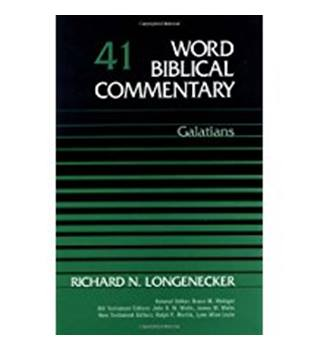 Word Biblical Commentary 41, Galatians