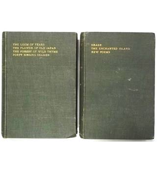 Collected Poems by Alfred Noyes [Volumes I & II. 1914 & 1916]