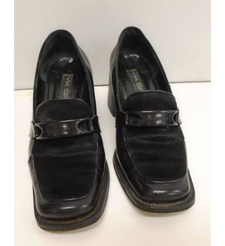 Via Spiga - Size: 6.5 - Black - Heeled shoes