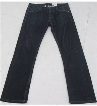 "Denim Devision Size: 32"" blue jeans"
