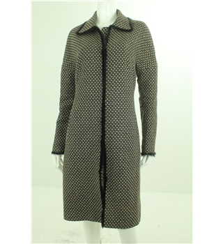 Day Birger & Mikkelsen size: 12 black / grey coat