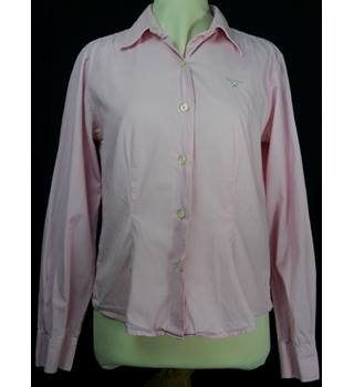 Barbour - Size: 10 - Pink - Shirt