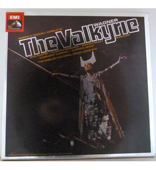 Wagner - The Valkyrie (in English) - The English National Opera Company conducted by Reginald Goodall, Rita Baker - SLS 5063