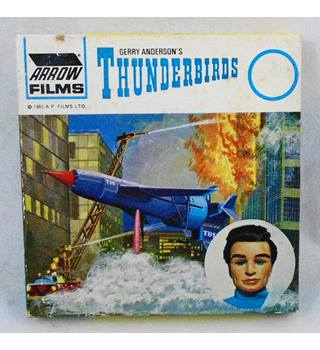 Thunderbirds Thirty Minutes Afternoon