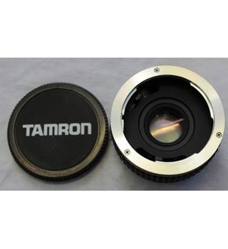 Tamron / Adaptall 2 for Olympus 2x teleconverter - Manual Lens