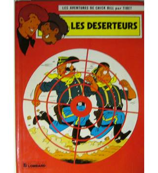 Les Aventures de Chick Bill - Les Deserteurs - FRENCH LANGUAGE