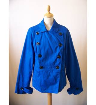 redoute - Size: 20 - Blue - Smart jacket / coat