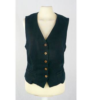 Warehouse - Size: 12 - Black - Vest