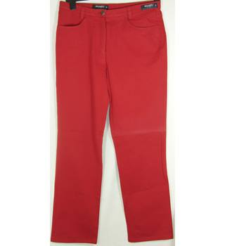 Michele - Size: 16  - Red - Slim Stretch Jeans