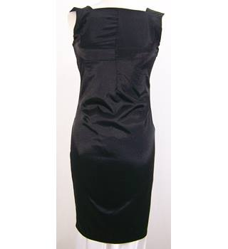 Free Paris - Size: 6 - Black - Knee length dress