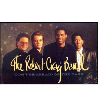 Don't be Afraid of Dark - Robert Cray Band (1988 Fantastic RnB / Blues / Soul Fusion , tape - MERHC 129)