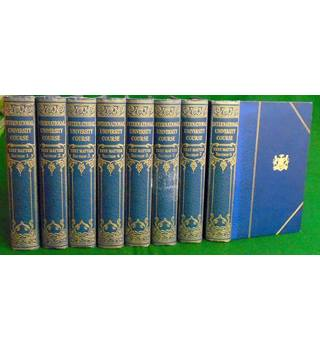 International University Reading Course (8 volumes): a distinct and independent library of reference
