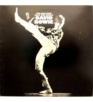 The man Who Sold The World David Bowie - LSP-4816