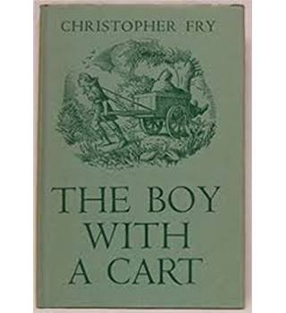 The Boy With A Cart  Fry Christopher