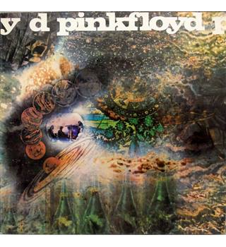 A Saucerful of Secrets - Pink Floyd - SCX6258