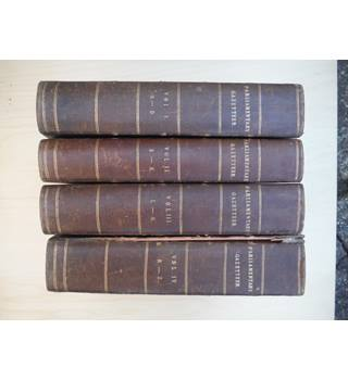 Parliamentary Gazetteer of England and Wales for 1839