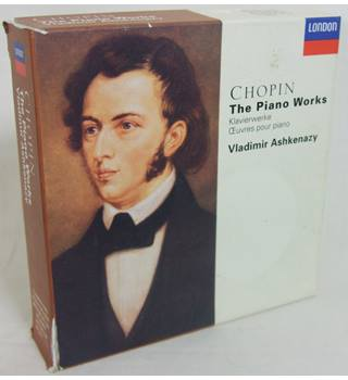 Chopin, The Piano Works - Vladimir Ashkenazy