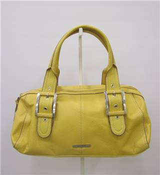 Nine West Yellow Tote Nine West - Size: M - Yellow - Top handle bag