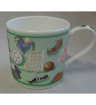 1999 Wedgwood Bone China Goal Mug