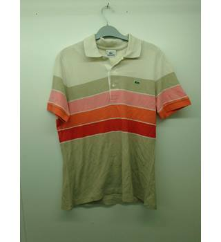 lacoste - Size: S - Multi-coloured - Polo shirt