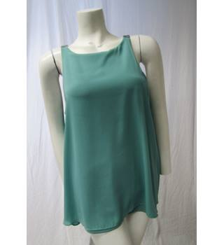 Next Size 16 Turquoise Party Top Next - Size: 16 - Blue