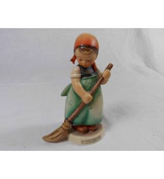Hummel Figurines; Little Sweeper