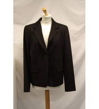 Max Mara - Size: 14 - Brown - Smart jacket / coat