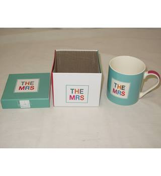 Ben de Lisi 'The Mrs' Mug Boxed