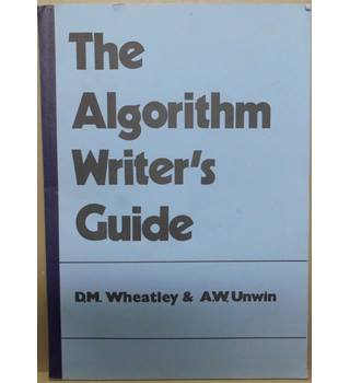 The Algorithm Writer`s Guide
