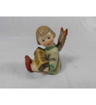 "Goebel Hummel ""Angel With Accordion"" Figurine"