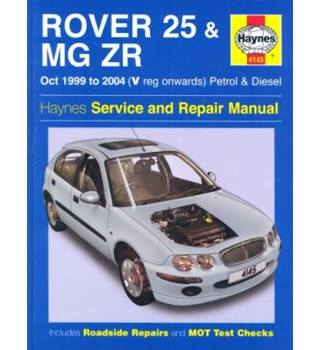 Rover 25 & MG ZR series