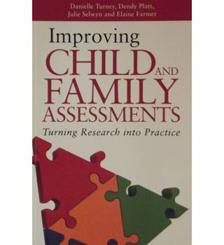 Improving Child And Family Assessments