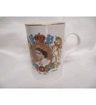 Golden Jubilee QEII Made in England