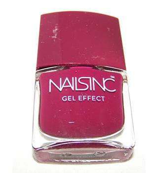 Nailsinc gel effect nail polish