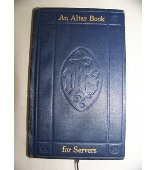An Altar Book for Servers