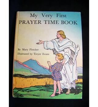 My Very First Prayer Time Book