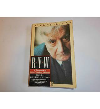 R.V.W - A biography of Ralph Vaughn Williams