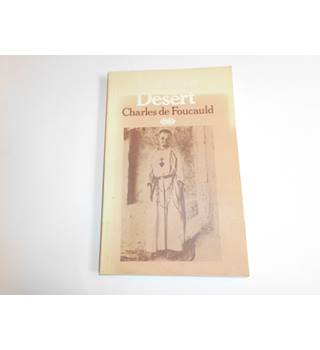 Letters from the desert by Charles de Foucauld
