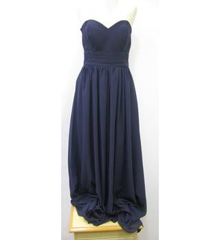 Stacees - Size: 10 - Blue - Full length dress