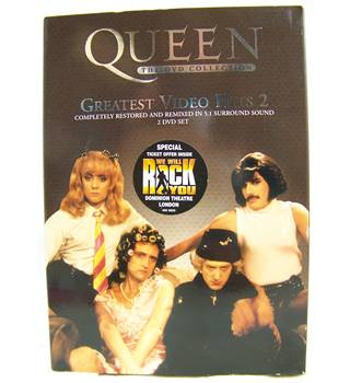 Queen, The DVD Collection: Greatest Video Hits 2 E