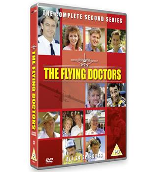 THE FLYING DOCTORS COMPLETE SERIES TWO PG