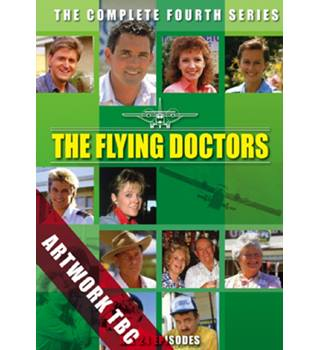 THE FLYING DOCTORS COMPLETE SERIES FOUR PG