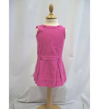 Gap - Size: 18-24 months - Pink Pinafore Dress