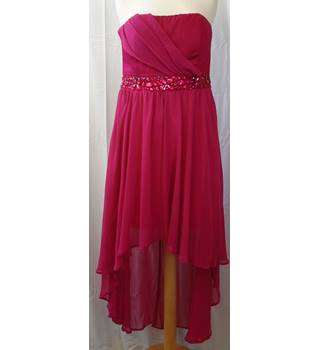 Ax Paris - Size: 14 - Pink - Prom/evening dress