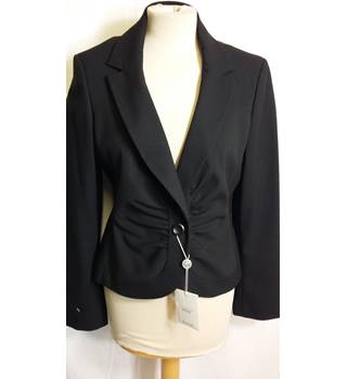 Next suit jacket BNWT size 14 Next - Size: 14 - Black