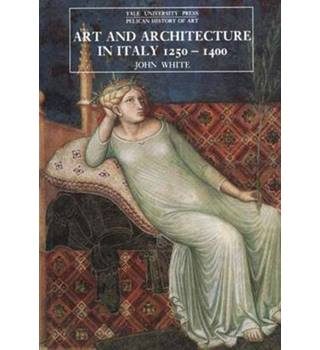 Art and architecture in Italy 1250-1400