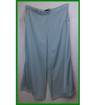 BNWT - M&S Marks & Spencer - Size: XL - Green - Trousers