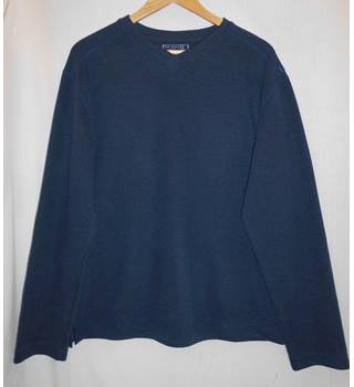 Ted Baker - Size: 14 - Blue - Jumper