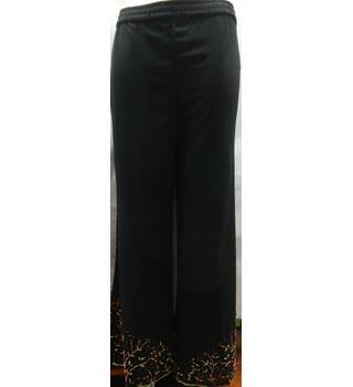 Unbranded - Size: M - Black - Trousers