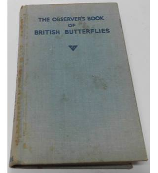 The Observer's Book of British Butterflies